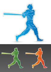 Baseball hitter player home run