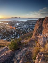 Overview of Townsville, Queensland,Australia