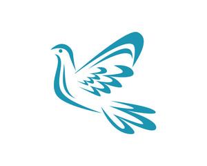 Bird Dove Logo