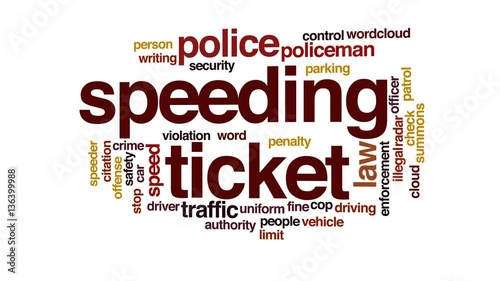 speeding ticket 500 word Speeding drivers risk having facing a fine up to £2500 under the new laws  coming into force on april 24th.