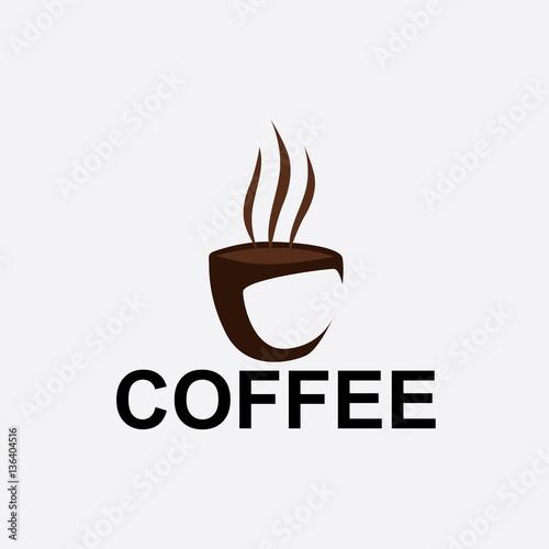 coffee cup logo template - photo #10