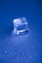 Roztapiający się lód