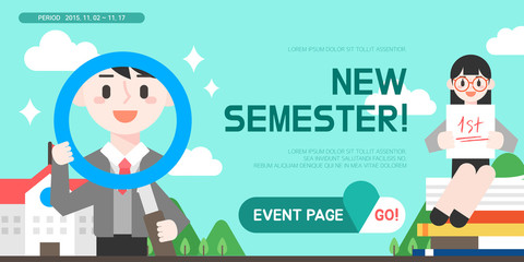 Education Event Template
