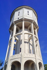 Wasserturm in EMDEN ( Ostfriesland )