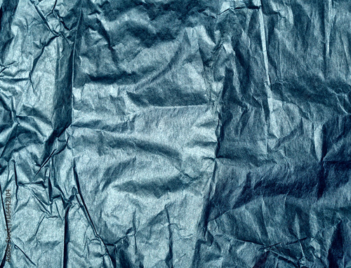 blue wrinkled paper texture - photo #27