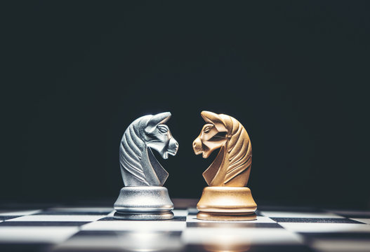 Chess is an strategy and intelligence board game.