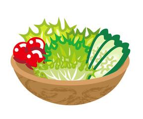 サラダ - Salad