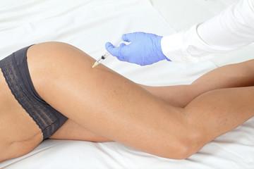 Leg Injection