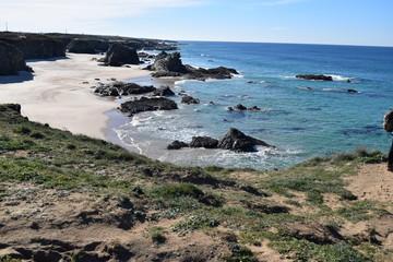 Alentejo Coast near Porto Covo, Portugal
