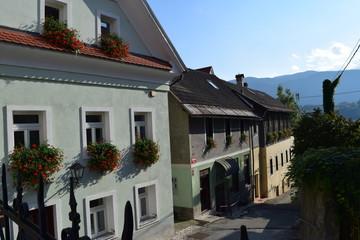 Radovljica in Slovenia