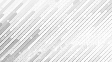 Diagonal lines vector background. Geometric pattern. White backdrop