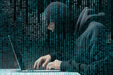 Attacker picks code to computer