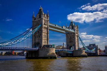Photo sur Plexiglas Londres Tower Bridge, London, England, UK