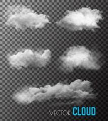 Transparent set of smoke vectors