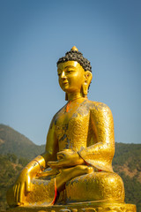 Golden Statue of Buddha
