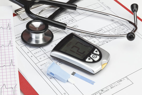 糖尿病検査キット