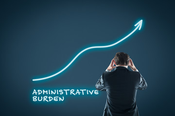Administrative burden growth