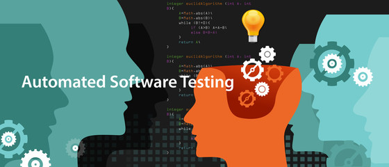 automated software testing script to fiind bug by programmer