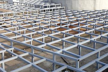 Structure Raised Floor
