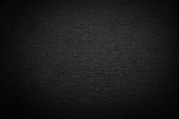 Obraz Dunkel Schwarz Hintergrund Gewebe Textil - fototapety do salonu