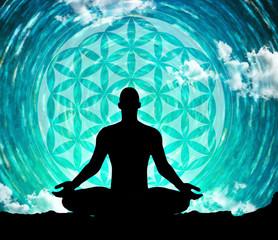 Meditation power lights