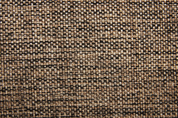 The texture of natural colored fabric.