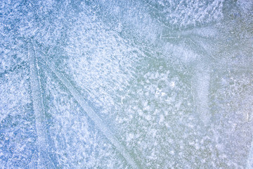 detail ice texture background