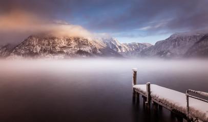 Hallstatt Winter Season