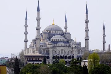 Mosquée bleue / Istanbul