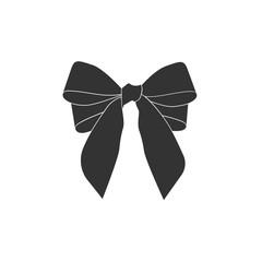 bow, icon, vector