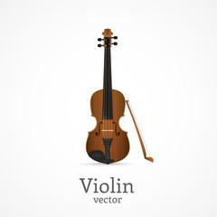 Vector Violin.