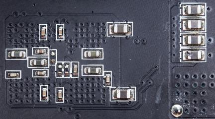 chip, high-resolution photo