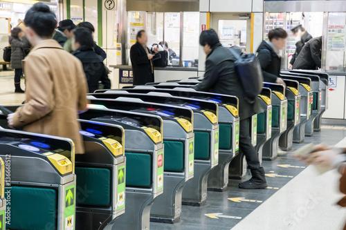 「鉄道 改札」の画像検索結果