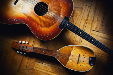 String Instruments From Serbia and Croatia