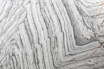 Canvas Prints Marble Graye marble texture close up.