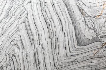Graye marble texture close up.
