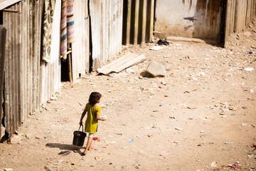 Mumbai Slum life
