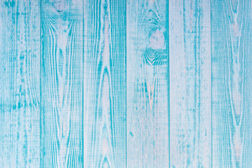 Country blue wooden table background texture romantic color
