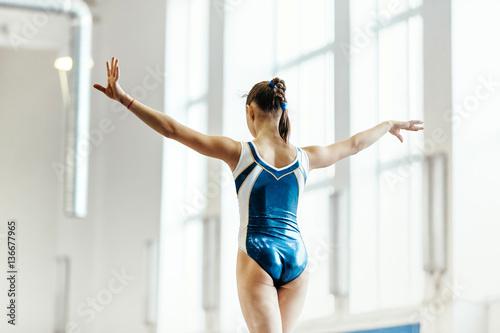 photos of single girls gymnastics № 151035