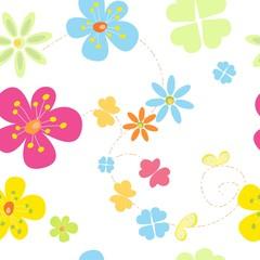Цветочная текстура