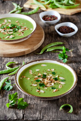 Homemade Pea Soup