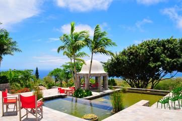 Caribbean, island of Nevis