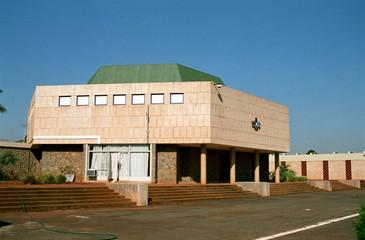 Parliament, Lobamba, Swaziland