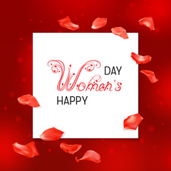 Women day card