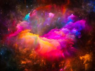 Glow of Interstellar Clouds