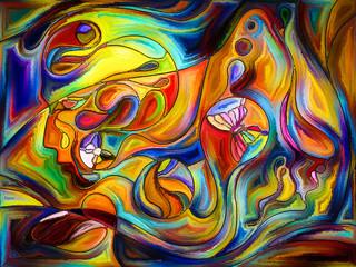 Conceptual Self Fragmentation