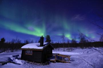 Northern Lights, Aurora Borealis, Nordlicht, Polarlicht, Norwegen, Schweden, Finnland, Island