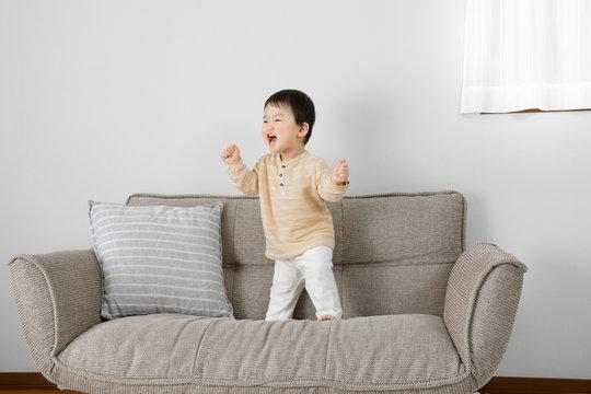 赤ちゃん、踊る、歌う、ダンス