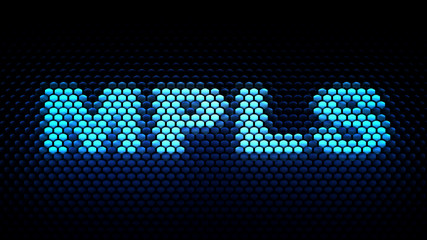 MPLS acronym (Multiprotocol Label Switching)