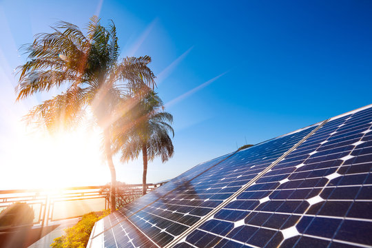 Solar energy power generator for sustainable development